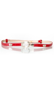 Picture of Bernie Buckle Belt (Red)