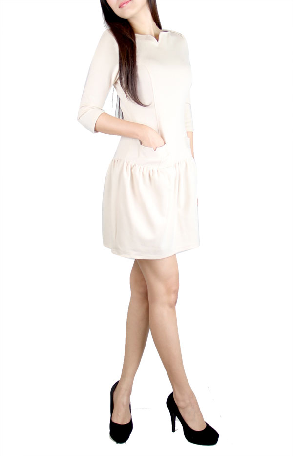 Picture of Peyton Dress (Beige)