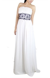 Picture of Leoneigh Lace Dress (White)