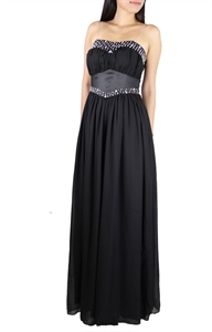 Picture of Haneigh Pearls Maxi (Black)