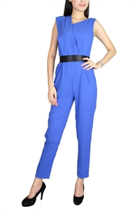 Picture of Arlette Jumpsuit (Blue)