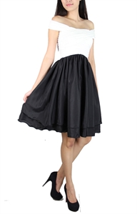 Picture of Kristia Angels Dress (Black)