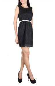 Picture of Irmada Sheathdress (Black)