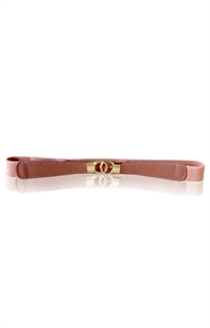 Picture of Zerine Round Belt (Pink)