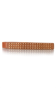 Picture of Sanchez Stud Belt (Brown)