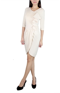 Picture of Reisse Dress (Beige)