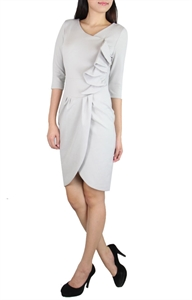 Picture of  Reisse Dress (Grey)