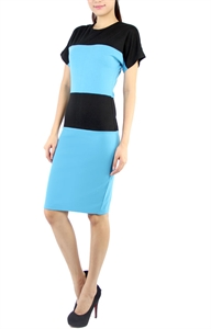Picture of Bianca Dress (Blue)