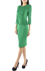 Picture of Mariana Peplum (Green)