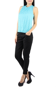 Picture of Alyssa Jumpsuit (Blue)