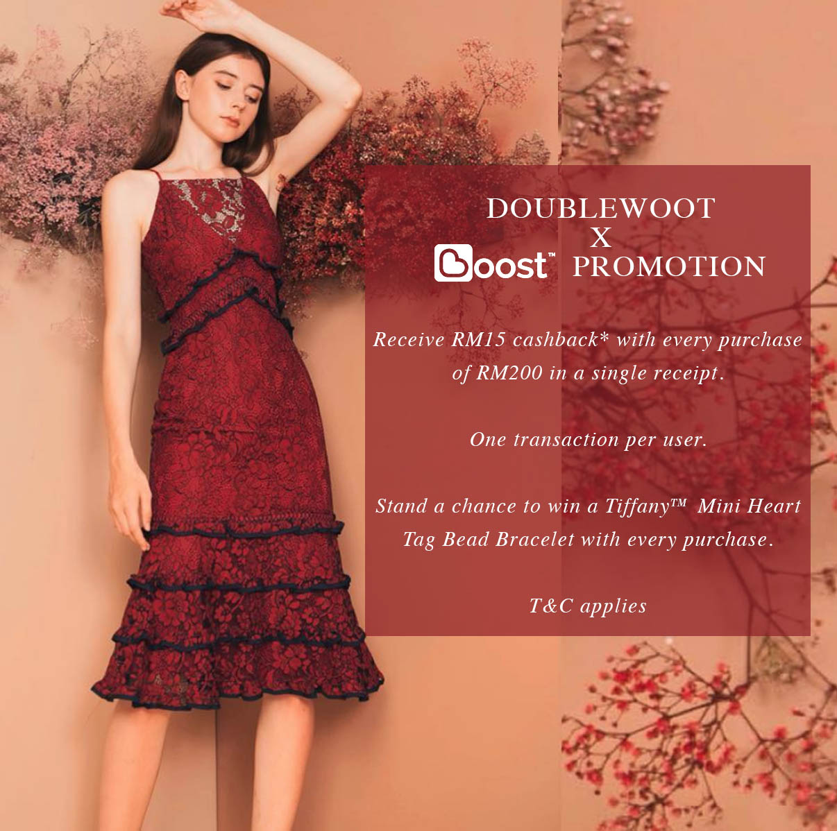 Doublewoot Online Fashion Store | Malaysia Leading Online Fashion