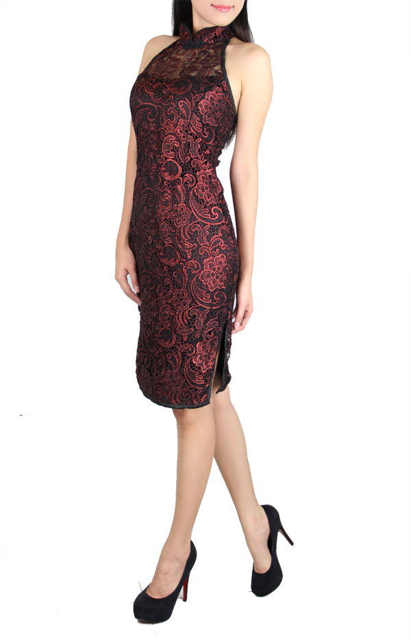 Picture of Leighny Cheongsam (Red)