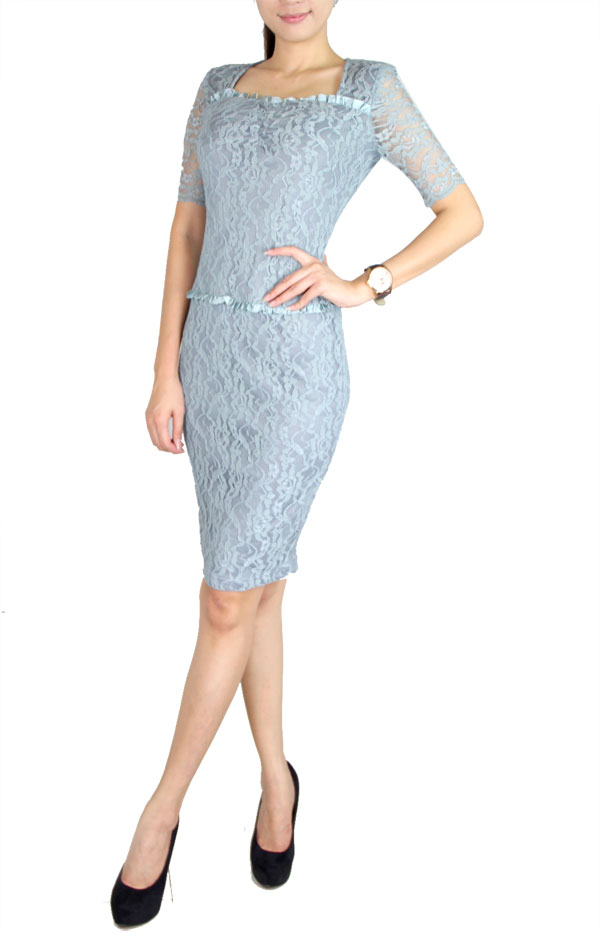 Picture of Larije Lacedress (Dust Blue)